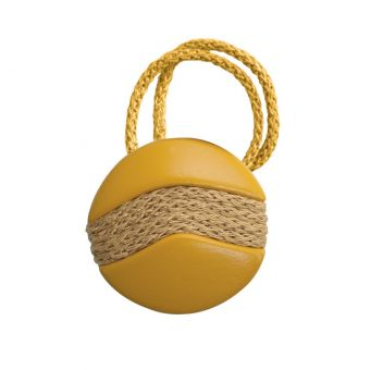 Embrasse magnétique Albane jaune