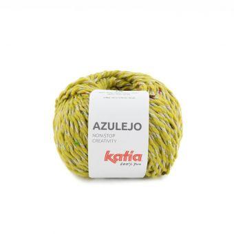 Pelote de fil à tricoter Katia Azulejo