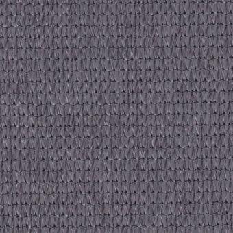 Toile d'ombrage tricotée anti-uv crouleur gris souris 300cm