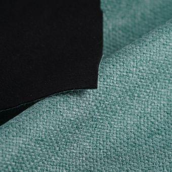 Tissu toile thermique Boréal vert