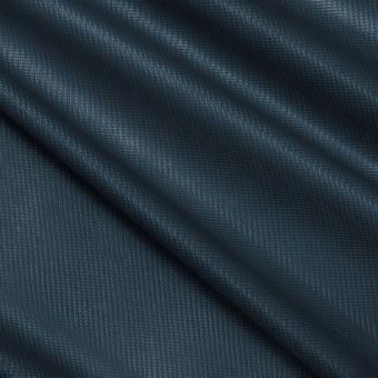 Doublure maille polyester marine
