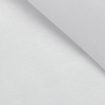 Entoilage thermocollant lourd blanc