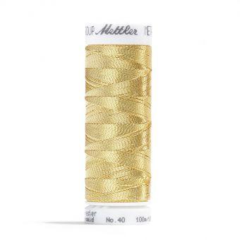 Bobine de fil Mettler Metallic 100 mètres