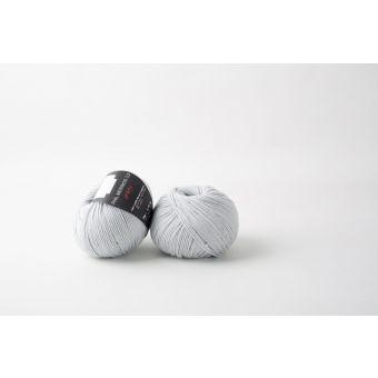 Pelote de laine Phildar Mérinos 3,5 gris perle