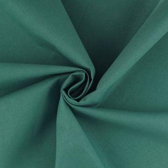 Tissu coton Cristina vert  forêt