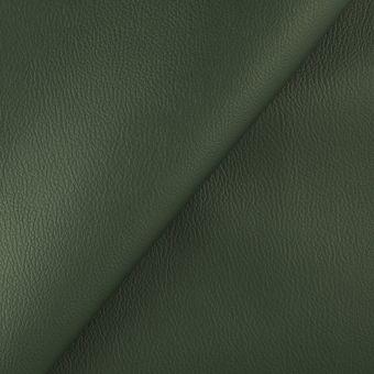 Simili cuir Karia vert sapin