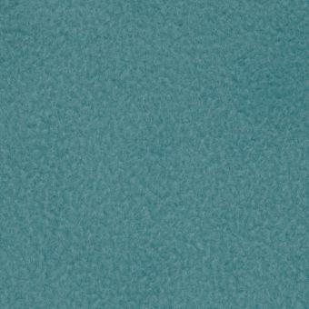 Tissu polaire unie bleue