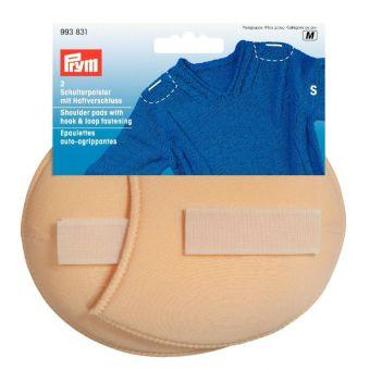 Épaulettes « Raglan » auto-agrippantes taille S, couleur chair
