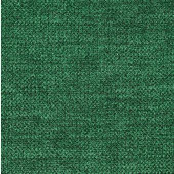 Tissu velours thermique vert sapin