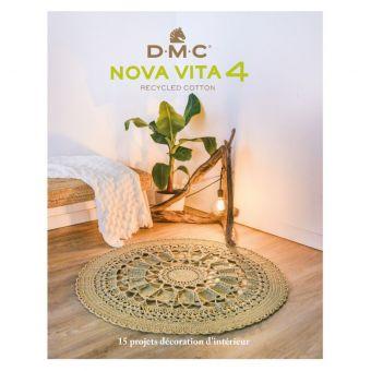 Livre inspiration Nova Vita 4 - 15 projets décorations d'intérieur