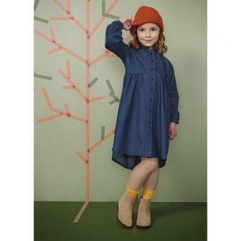 Patron robe pour enfant - Burda 9309