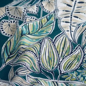 Tissu coton épais Suriname grande largeur