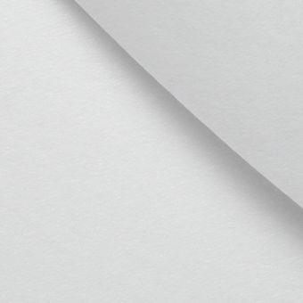 Entoilage thermocollant pour cantonnière blanc