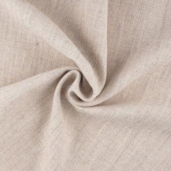 Tissu toile My Wool beige