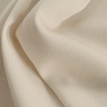 Tissu piqué de coton uni jaune