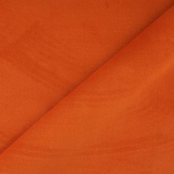 Tissu velours Cambridge orange