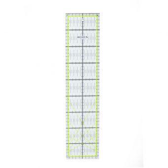 Regle patchwork Bohin 45 x 10 cm