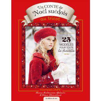 Livre Un conte de Noël suédois au tricot