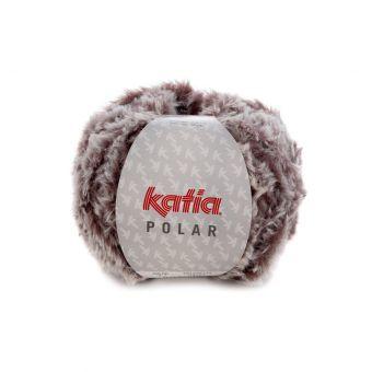 Fil à tricoter Katia Polar violet