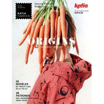 Catalogue Katia Fabrics origins