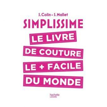 Livre Simplissime livre de couture le + facile du monde !