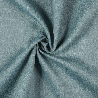 Tissu taffetas bleu Persia