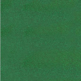 Tissu flex thermocollant pailleté vert sapin