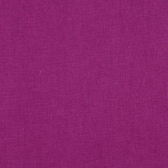 Tissu coton uni Cristina dahlia