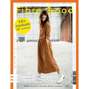Magazine Fibre Mood édition n° 12