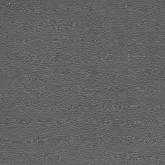 Tissu simili cuir gris foncé pour mobilier d'extérieur et d'intérieur