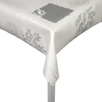 Protège table blanc Vera