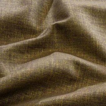 Toile lin coton Derwent or