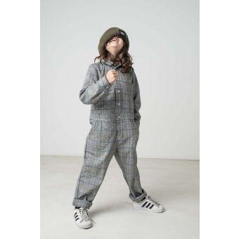 Patron combi-pantalon Indigo 2-14 ans - Fibre Mood
