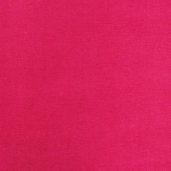 Tissu velours thermique rose fuchsia