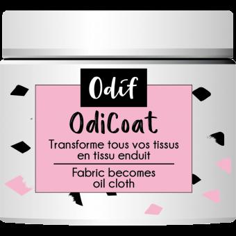 Gel colle imperméabilisant tissu Odicoat