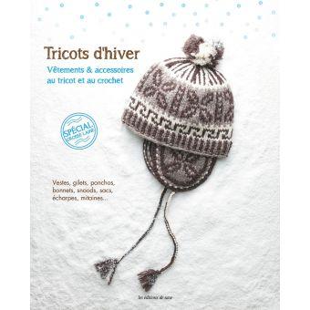 Livre tricots d'hiver