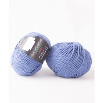 Fil à tricoter Phildar merinos jeans