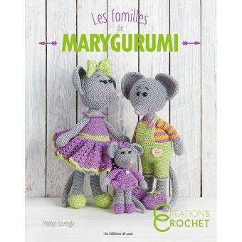 Livre Les Familles de Marygurumi