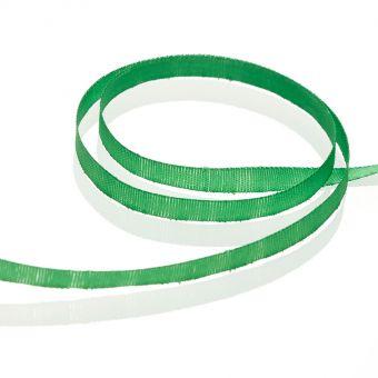 Ruban à broder Vert moyen 4 mm