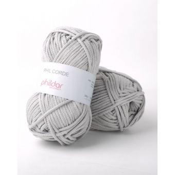 Fil à tricoter Phildar corde flanelle