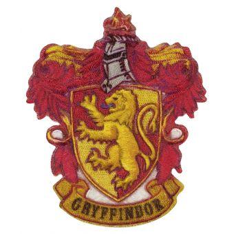 Écusson maison Gryffondor Harry Potter