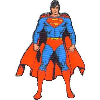 Écusson Superman