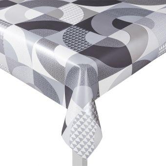 Protège table formes géométriques
