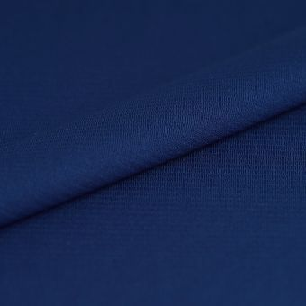 Tissu sport respirant bleu polyester