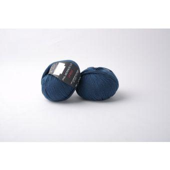 Pelote de laine Phildar Mérinos 3,5 bleu marine