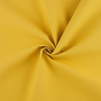 Tissu toile extérieure Hanck unie jaune