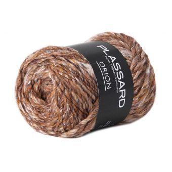 Pelote de fil à tricoter Plassard Orion écureuil