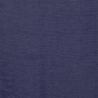 Tissu mousseline unie bleu marine