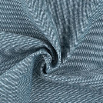 Tissu toile My Wool bleu