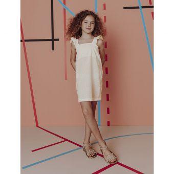Patron MT robe volantée enfant Lana